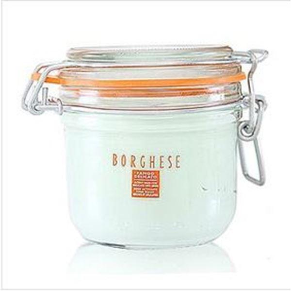 图片 BORGHESE--活力亮采美肤泥浆面膜 (白泥/浅绿泥)