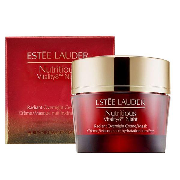 图片 ESTEE LAUDER--Nutritious Vitality8 亮肌抗氧修护晚霜/面膜