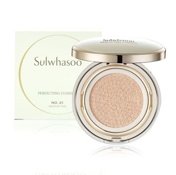 图片 SULWHASOO--Perfecting Cushion 致美气垫粉底液 SPF 50+/PA+++ #21 Medium Pink