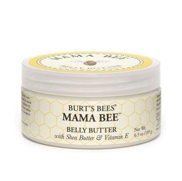 图片 美国 Burt's Bees 小蜜蜂 妈妈弹力瘦腰紧致祛妊娠纹润肤 185g/支